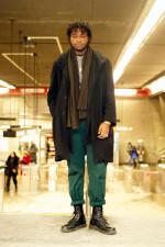 Look de métro: Vladim, 20 ans. Photographe et musicien