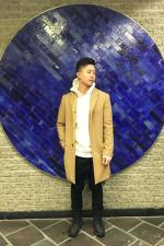 Look de métro: Joshua, 21 ans. Étudiant en design de mode.