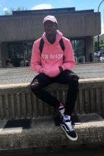 Look de métro: Jamal, 19 ans. Photographe & vidéographe