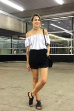 Look de métro: Anik, 31 ans. Designer & blogueuse.