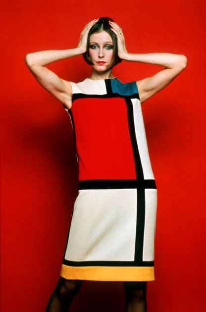 Bonne Fete Yves Saint Laurent Fashion Is Everywhere