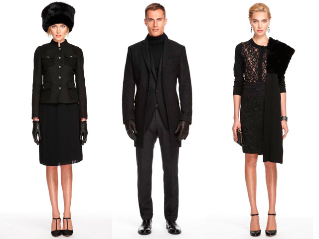 4efeda3265 From Russia with style! Banana Republic tries to tame Anna Karenina ...