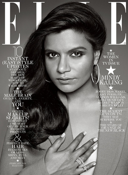 Elle-TV-issue-Mindy
