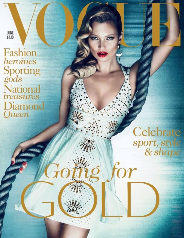 Vogue UK June 2012-Mert & Marcus