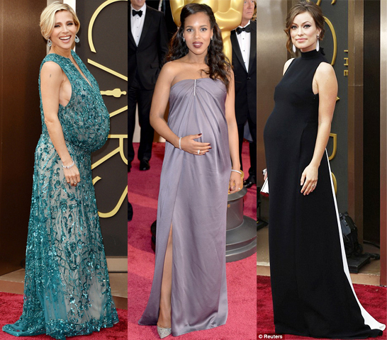 Oscar2014-baby-bumps