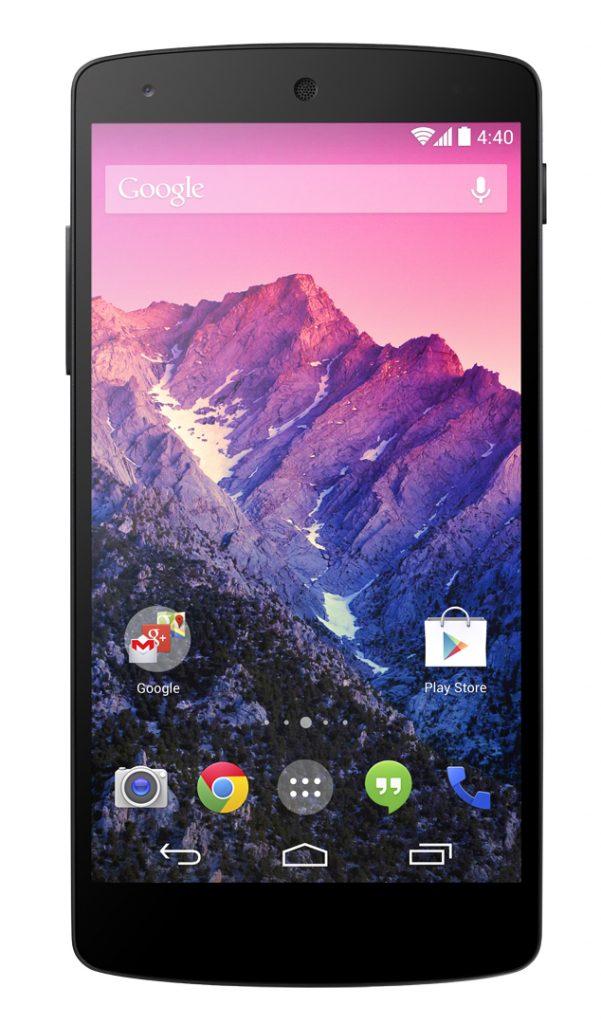 Nexus5_Black_Front