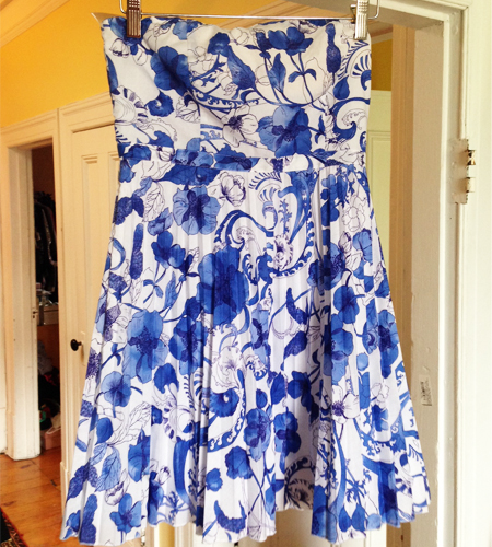 Robe-videdressing