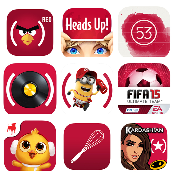 RED-apps