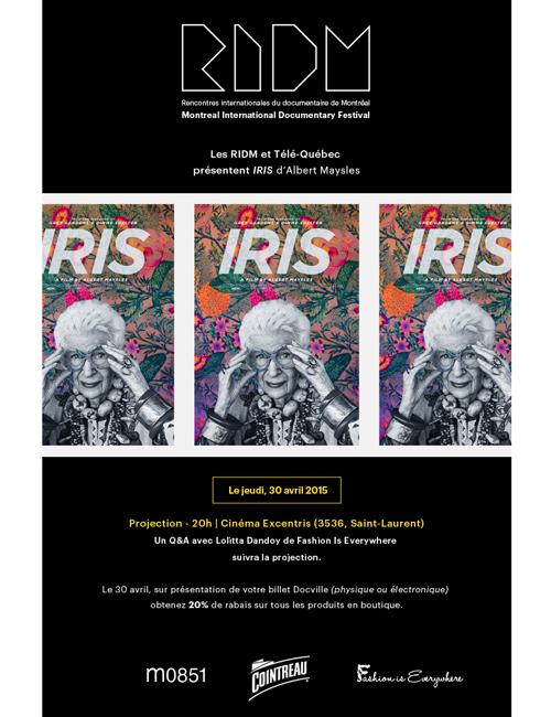 IRIS-invitation