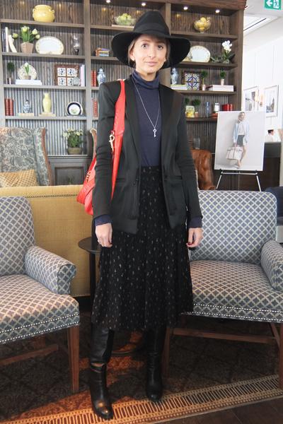 Justine-blogger
