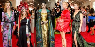 MET Gala: Best Dressed