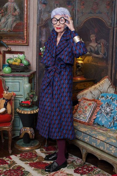 Iris-coat