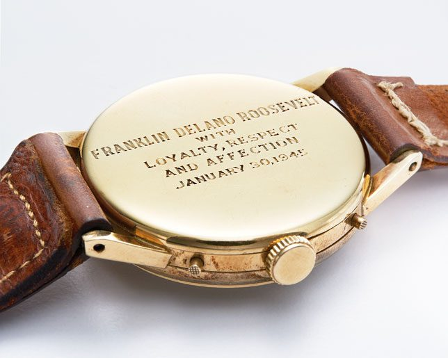 Tiffany-timepiece-gifted-to-FDR