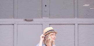 Mode maternité: style top confort | FashionIsEverywhere.com | Maternity fashion | Maternity outfit | Maternity jumpsuit
