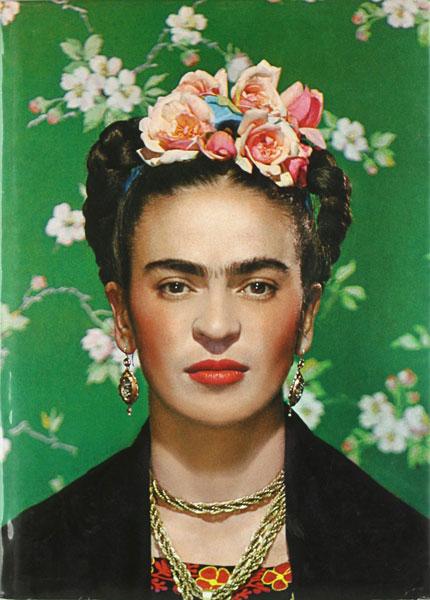 Inspiration-FridaKahlo