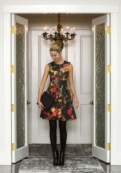 imprime robe