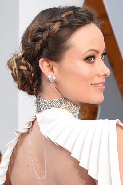 Oscars2016-besthair-oliviawilde