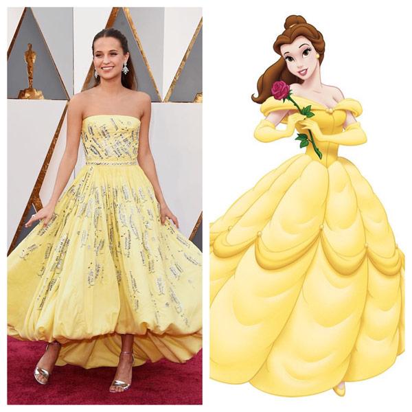 Oscars2016-princessmoment-aliciavikander