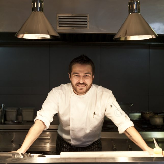 Chef Giacomo