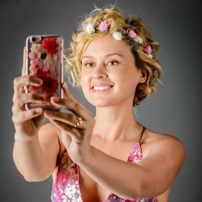 Dove-selfie