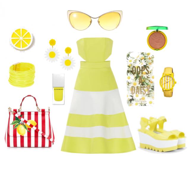Xperio-jaune-montage-femme