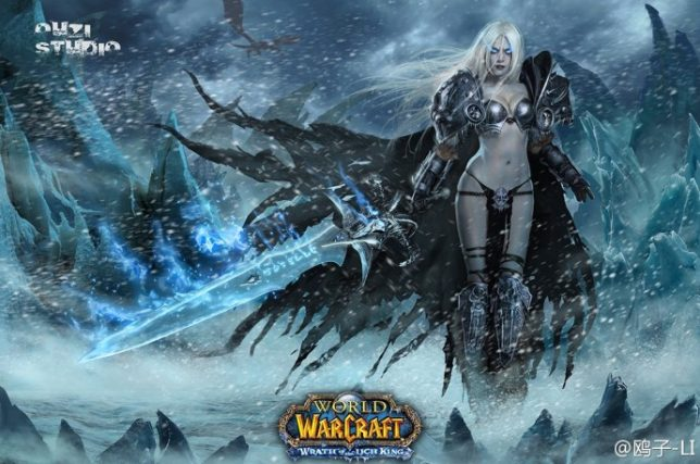 lichking-female