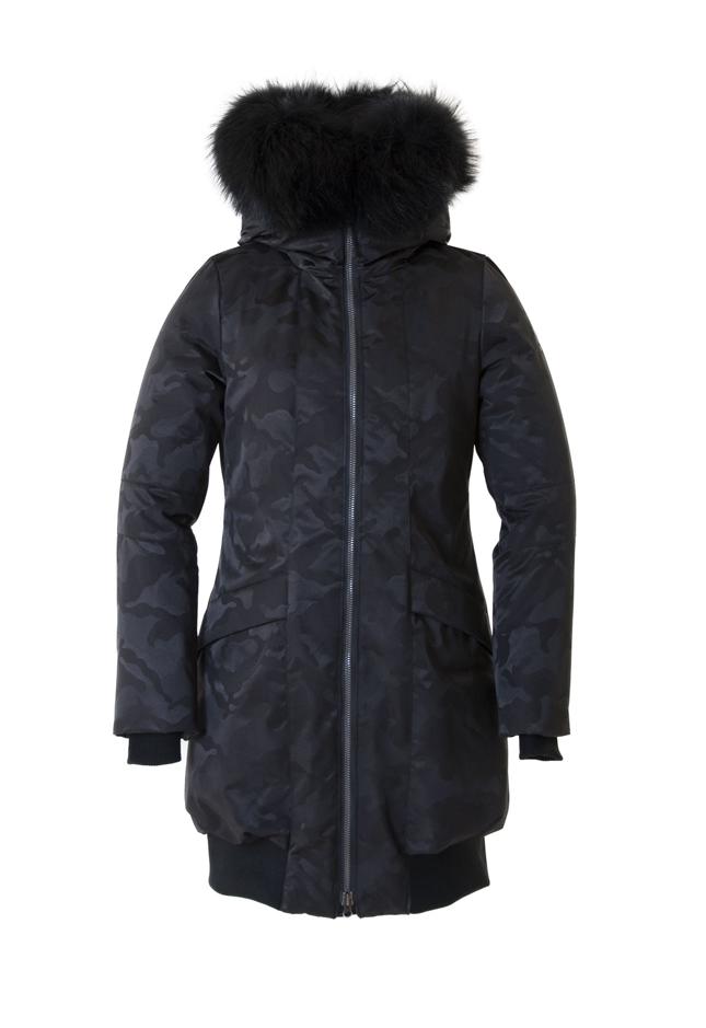 Kanuk manteau le plus chaud